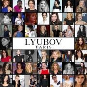 A&K communication s'occupe des relations celebrités Lyubov