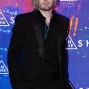 "PARIS, FRANCE - MARCH 21:  Actor Michael Pitt attends the Paris Premiere of the Paramount Pictures release ""Ghost in the Shell"". Held at Le Grand Rex on March 21, 2017 in Paris, France.  (Photo by Bertrand Rindoff Petroff/Getty Images)"